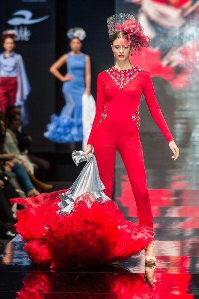 simof pasarela moda flamenca
