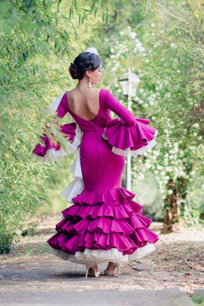 moda flamenca jaen a medida