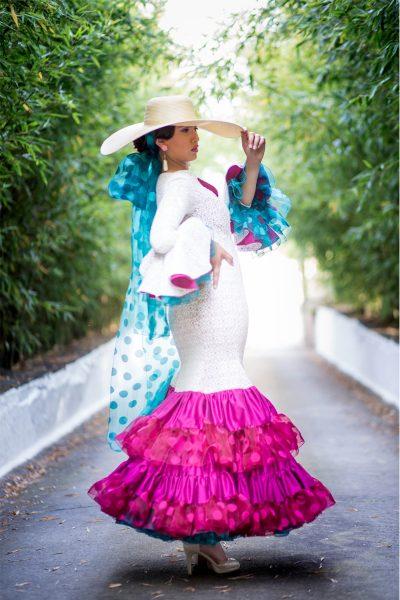 diseños exclusivos a medida flamenca
