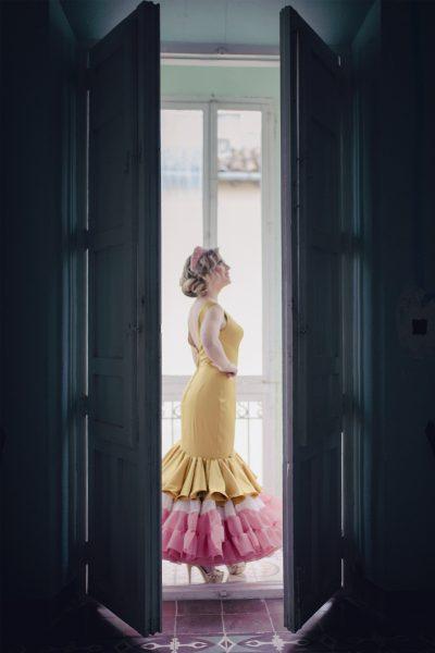 trajes de flamenca Jaén