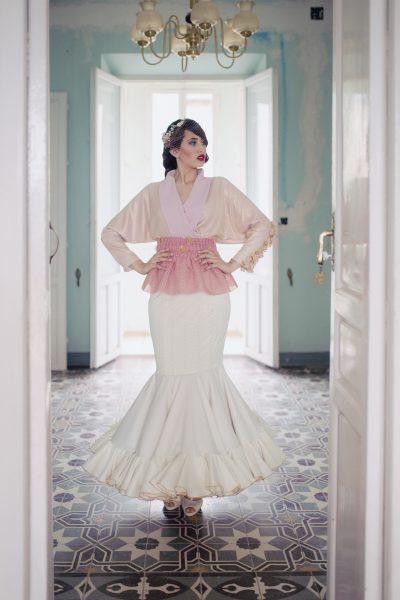 vestidos de flamenca feria