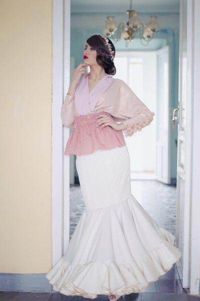 diseños de moda flamenca