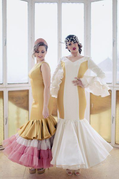 vestidos flamenca jaen a medida