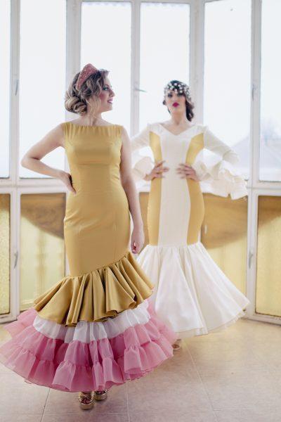 coleccion flamenca airam beige