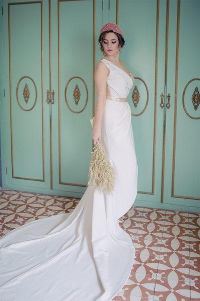 diseños de novia confeccionados a medida